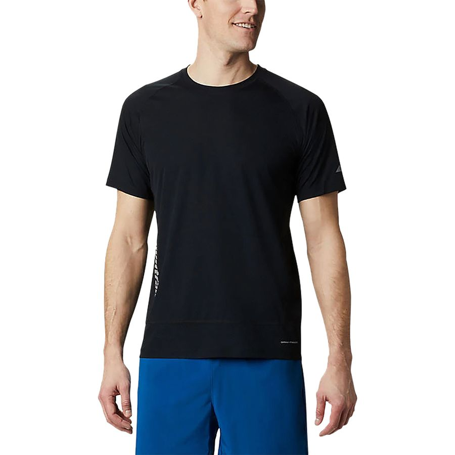 Columbia - Titan Ultra II Short-Sleeve Shirt - Men's - Black