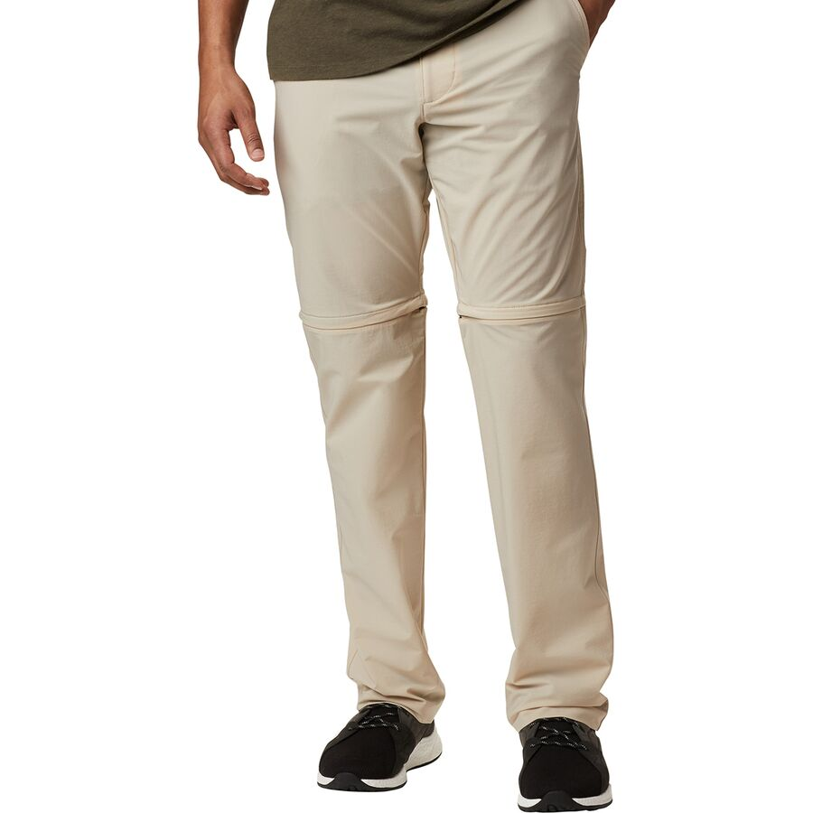 Columbia Viewmont Stretch Convertible Pant - Mens
