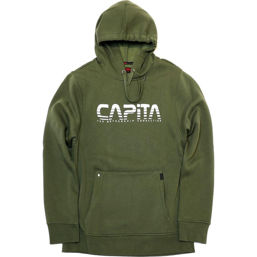Capita Exploration Pullover Hoodie - Mens