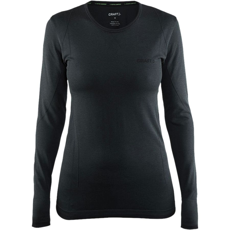 Craft Active Comfort RN Long Sleeve Base Layer - Womens