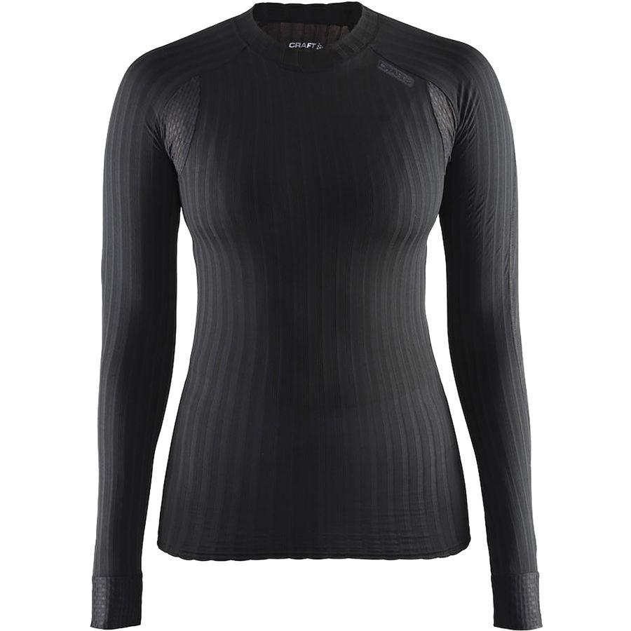 85060384b8 Craft - Active Extreme 2.0 Long-Sleeve Crew Neck Baselayer - Women's - Black