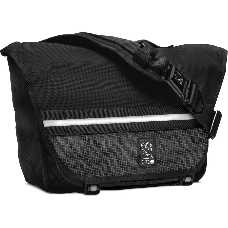 Chrome Mini Buran Laptop Messenger Bag