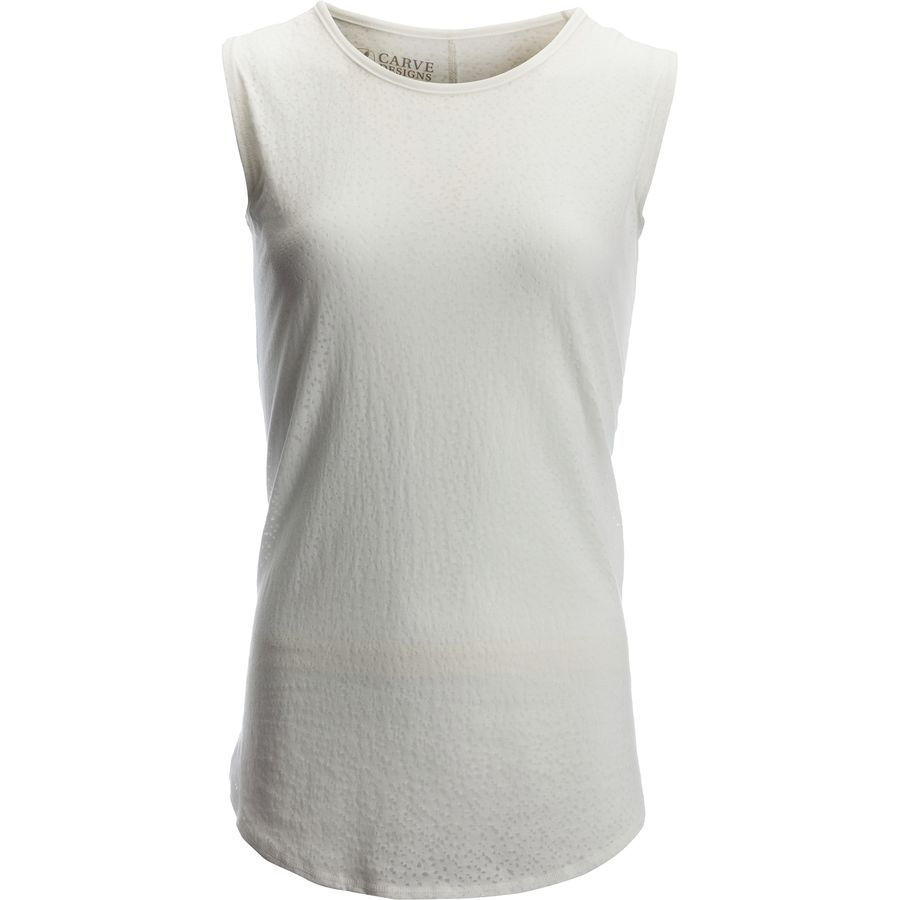 Carve Designs Cannon Tank Top - Womens