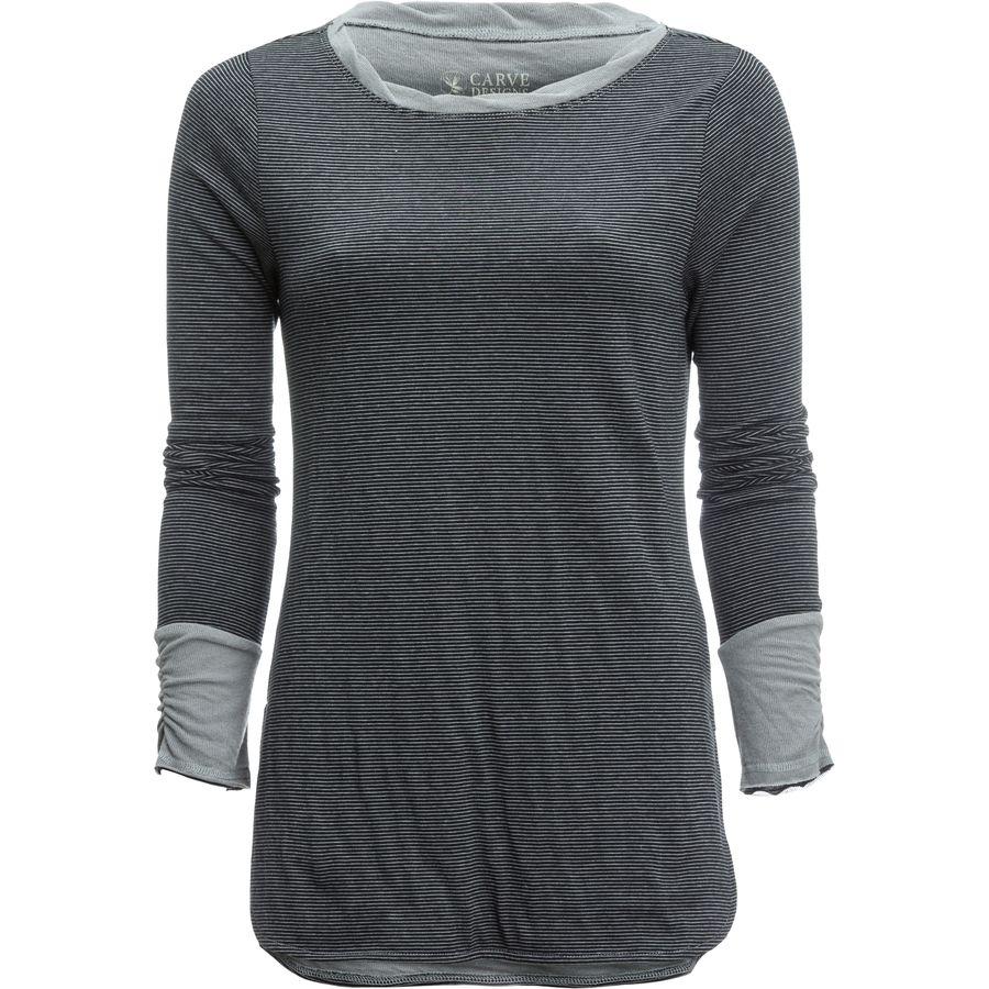 Carve Designs Taylor Shirt - Womens