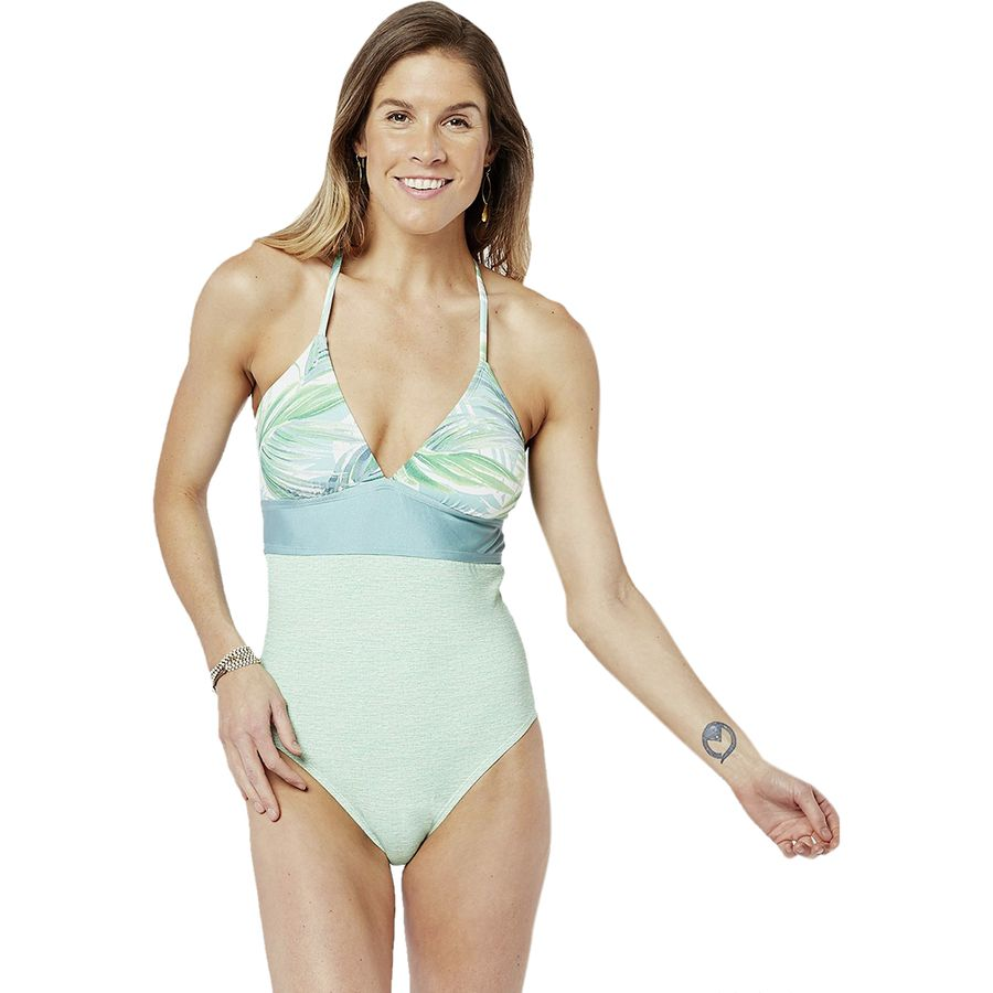 be0a3a7f3a071 Carve Designs Dahlia One-Piece Swimsuit - Women's | Backcountry.com