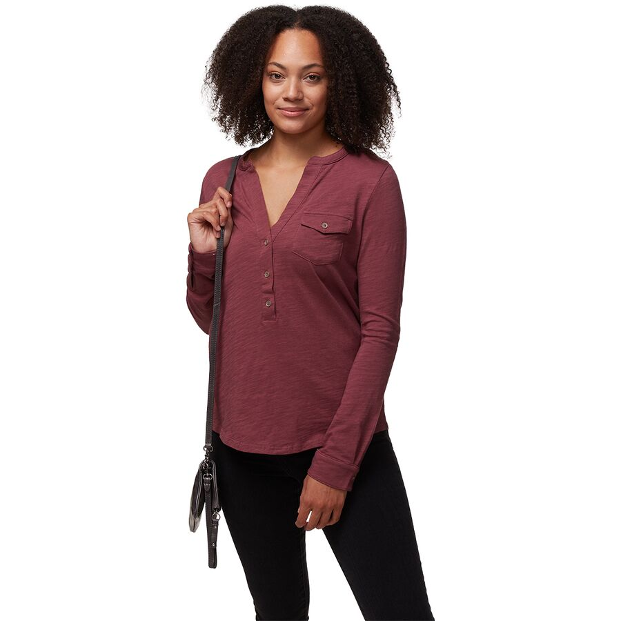 Carve Designs Bakers Popover Shirt - Womens