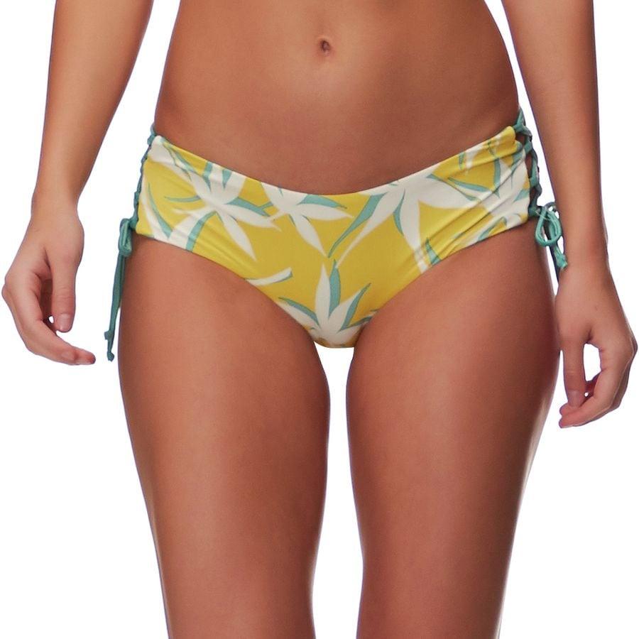 Carve Designs Mustique Reversible Bikini Bottom - Womens