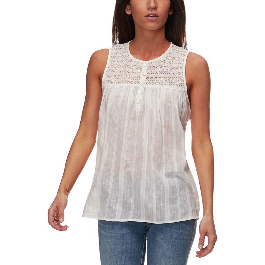 Carve Designs Allison Sleeveless Shirt - Womens