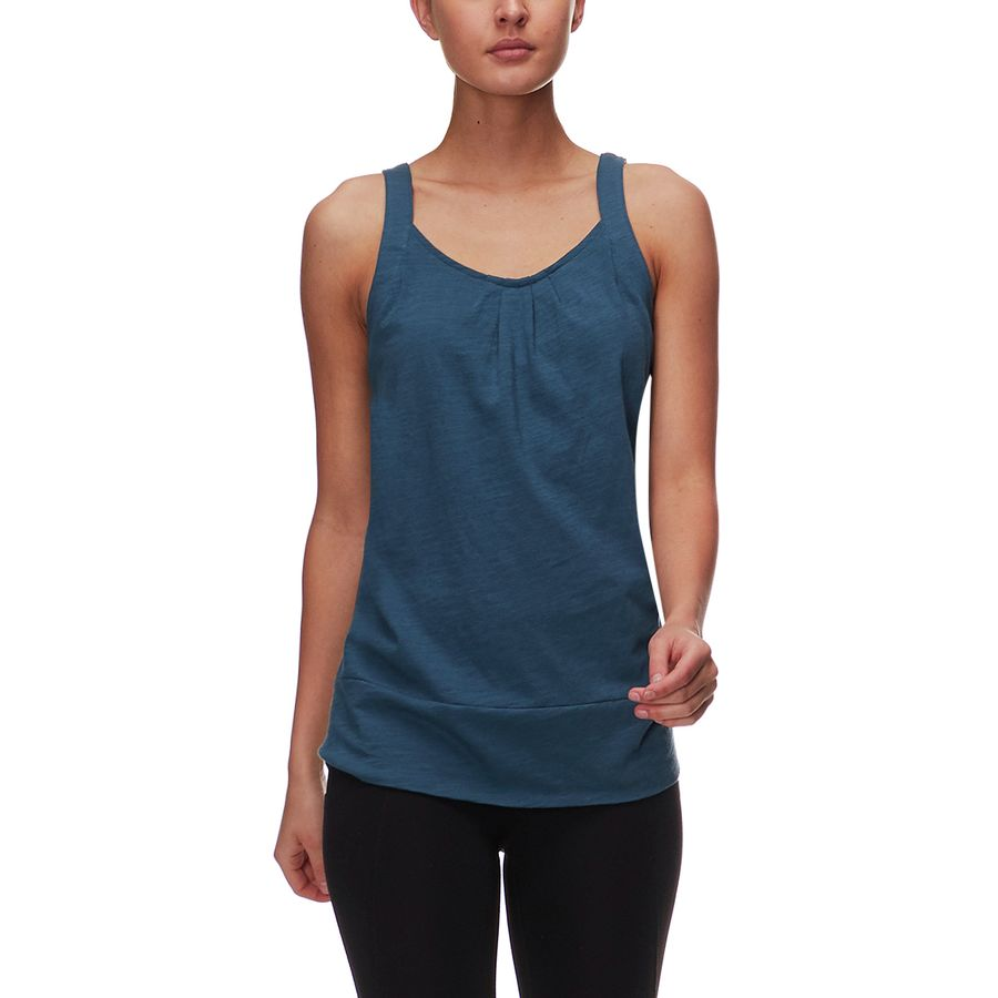 Carve Designs Newport Slub Tank Top - Womens