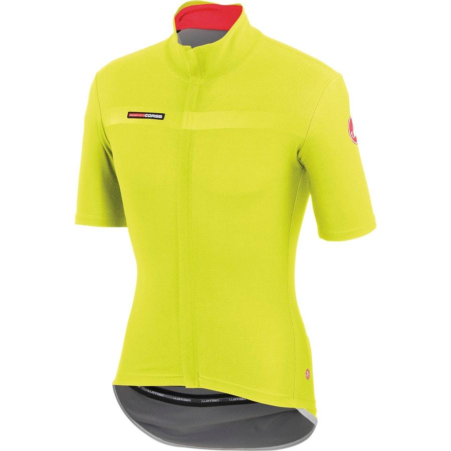 ed4217647 Castelli - Gabba 2 Jersey - Short-Sleeve - Men s - Yellow Fluo