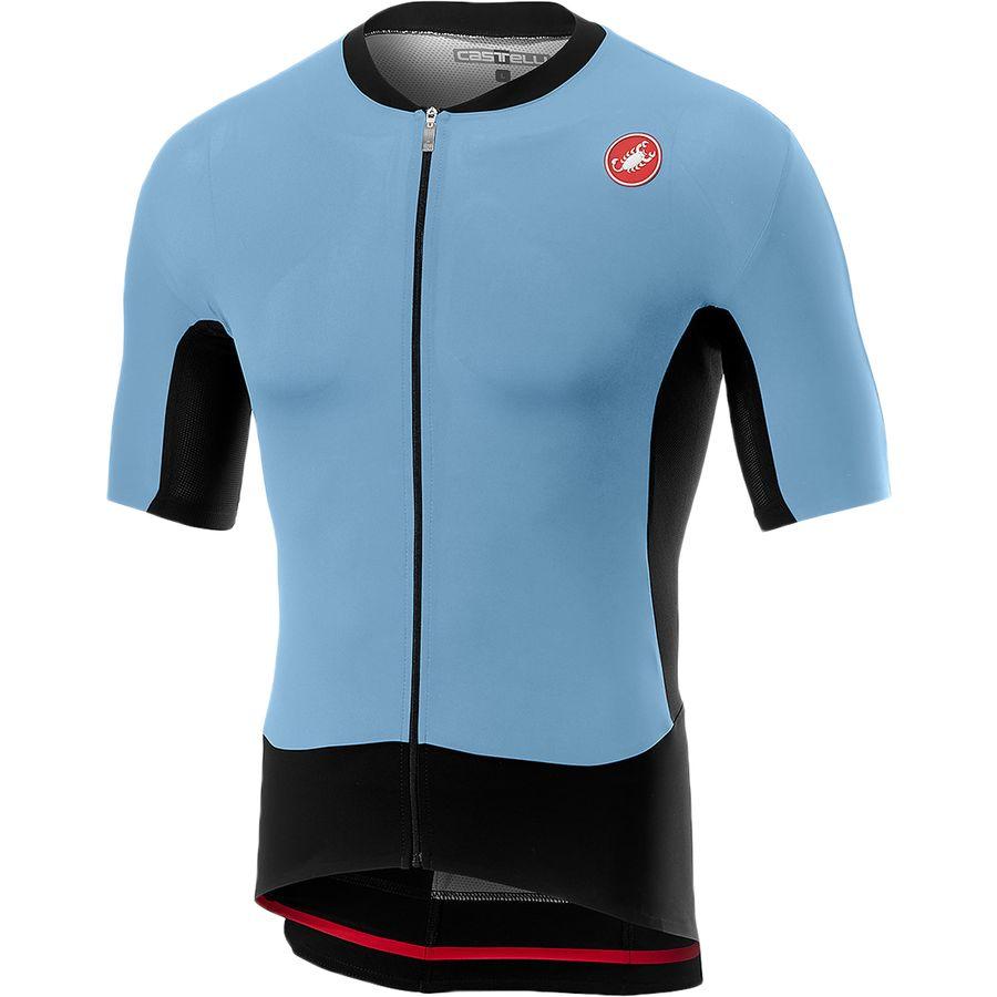 96d47221b Castelli - RS Superleggera Jersey - Men s - Dusk Blue