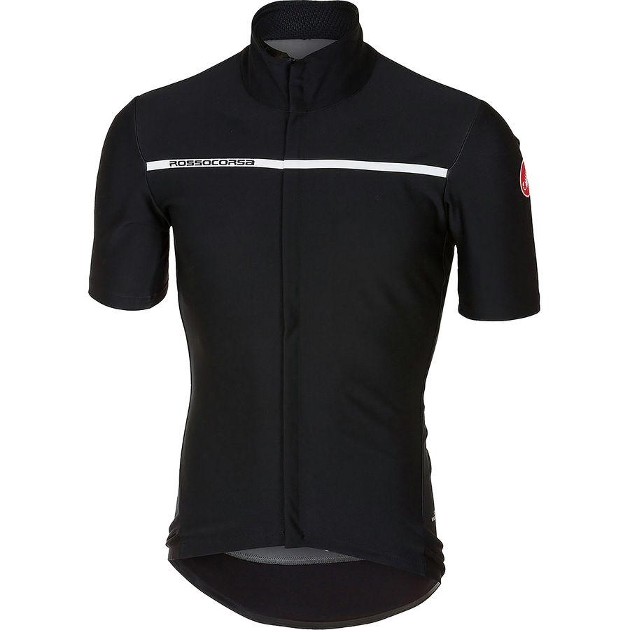Castelli - Gabba 3 Short-Sleeve Jersey - Men s - Light Black b489e6483