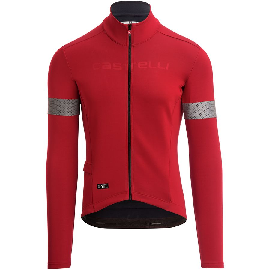 ded5406c8 Castelli - Nelmezzo Ros Limited Edition Jersey - Men s - Red Black