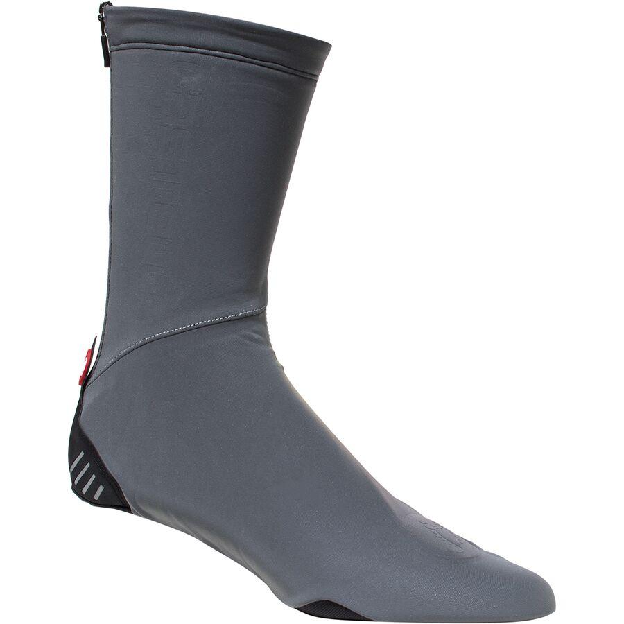 Castelli - Reflex WP Shoe Cover - Black/ Silver Reflex