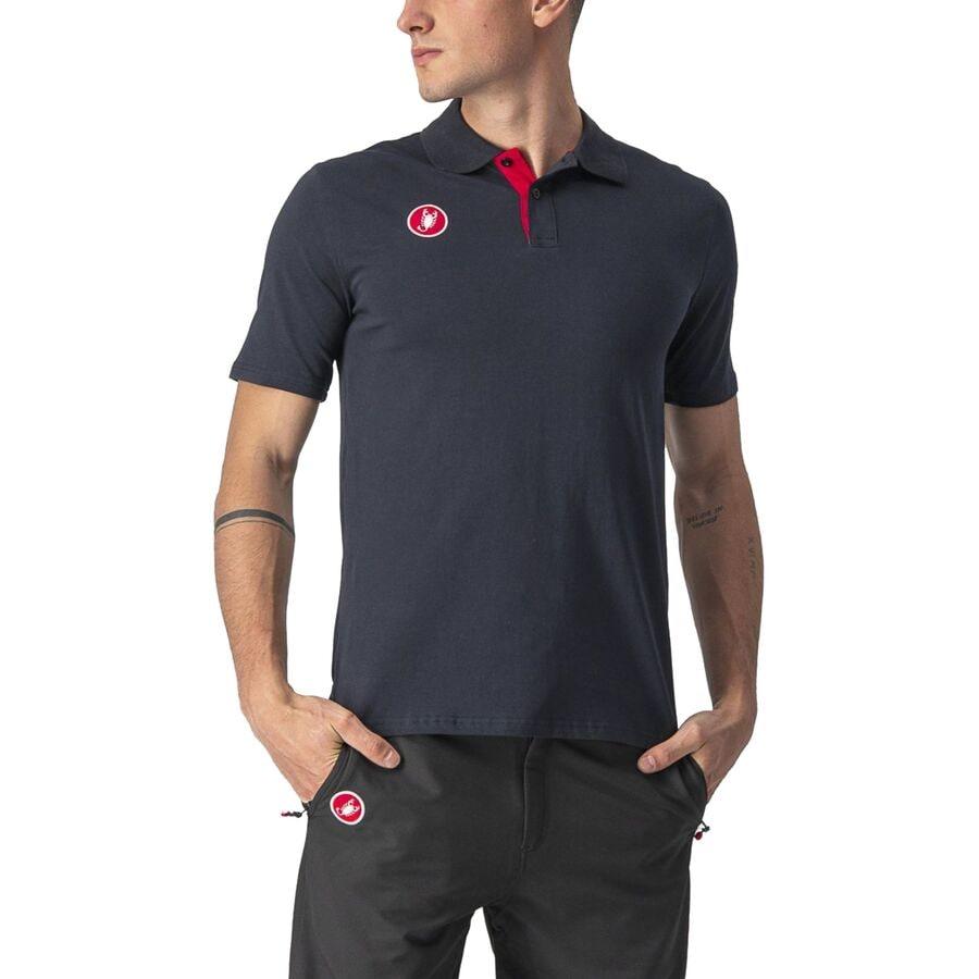 Castelli Race Day Polo Shirt - Mens