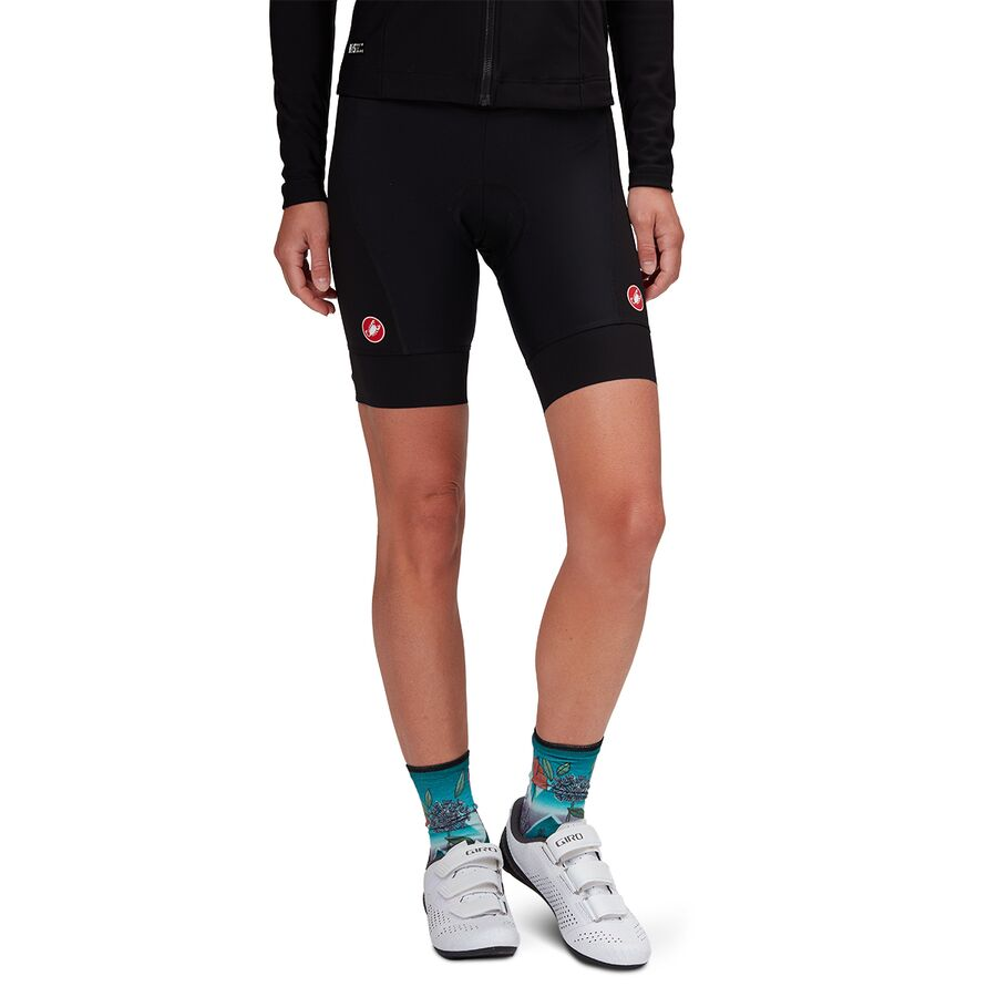 M castelli Womens Velocissima 2 Knicker Shorts Black