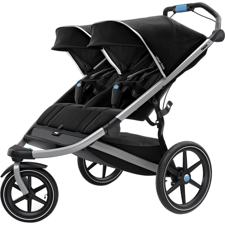 thule chariot urban glide double stroller. Black Bedroom Furniture Sets. Home Design Ideas