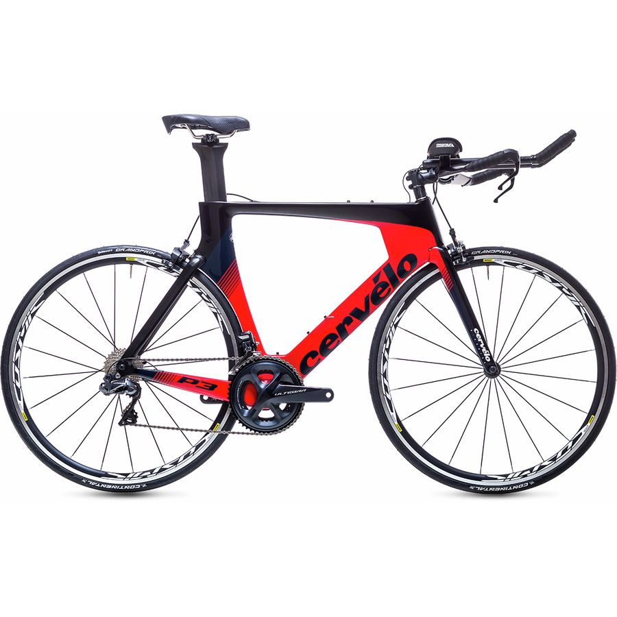 Cervelo P3 Ultegra Di2 R8050 Road Bike Backcountry Com
