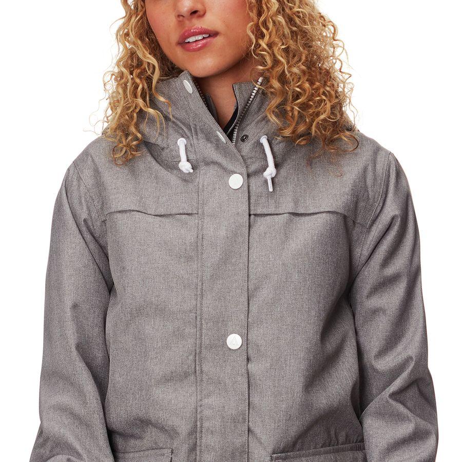 WearColour Ida Jacket Grey Melange 2019