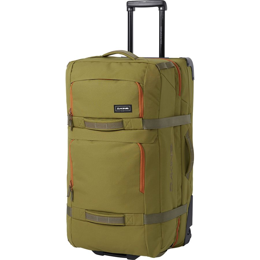 Dakine Split Roller 110l Gear Bag Pine Trees Pet