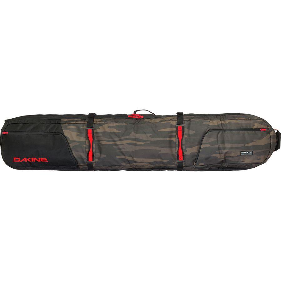 DAKINE - Limited High Roller Snowboard Bag - Black Camo 7146c443ce3e1
