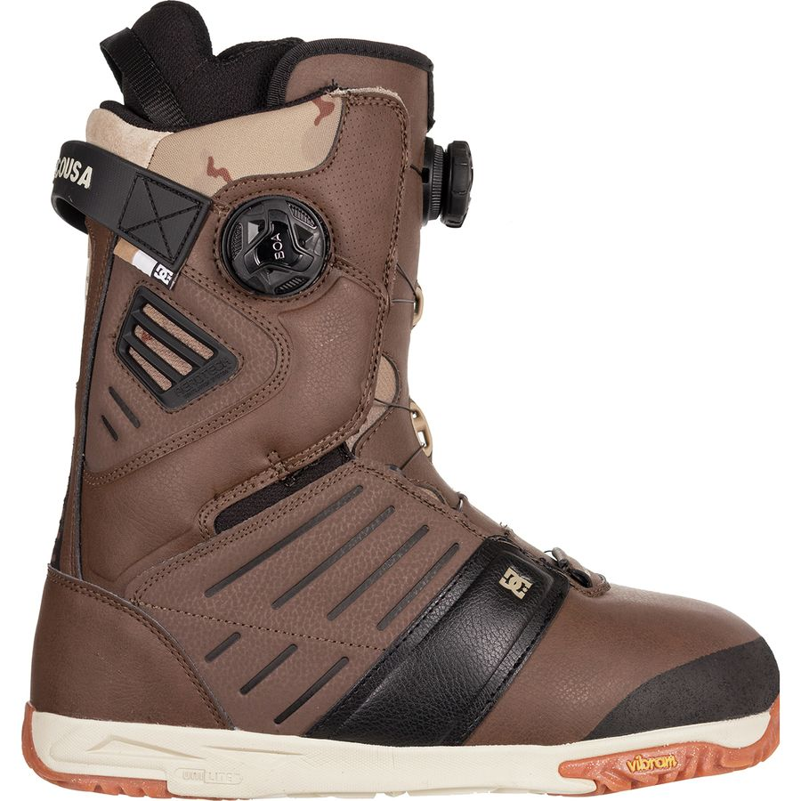 5bce1455dfef1 DC - Judge Boa Snowboard Boot - Men s - Brown