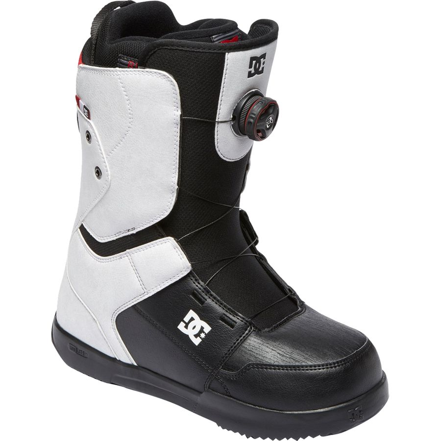 b1b3f22ee1f0 DC - Scout Boa Snowboard Boot - Men s - White
