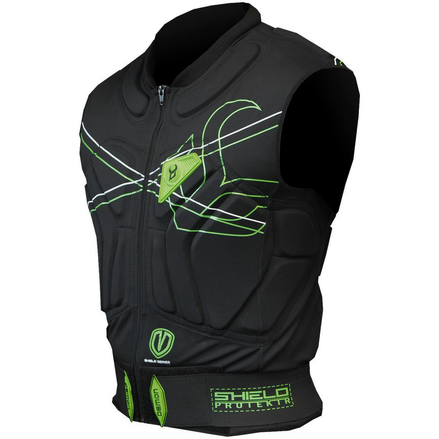 7ea117ec6a9 Demon United - Shield Vest V2 - Black