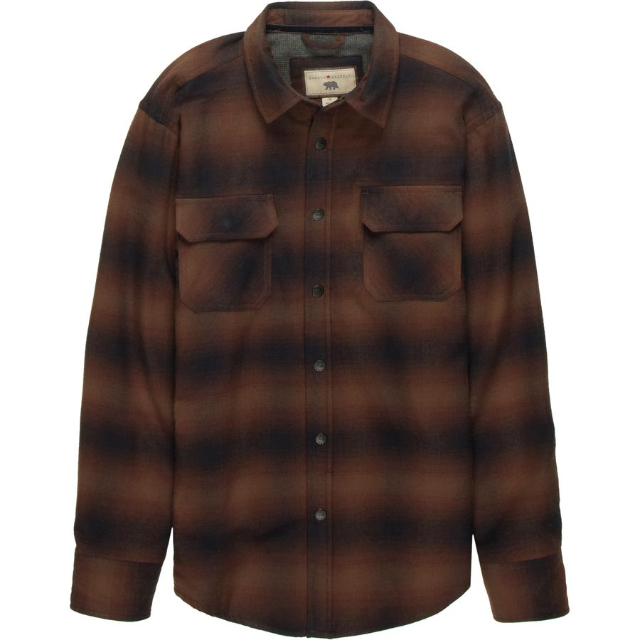 Dakota Grizzly Shayne Flannel Shirt - Mens