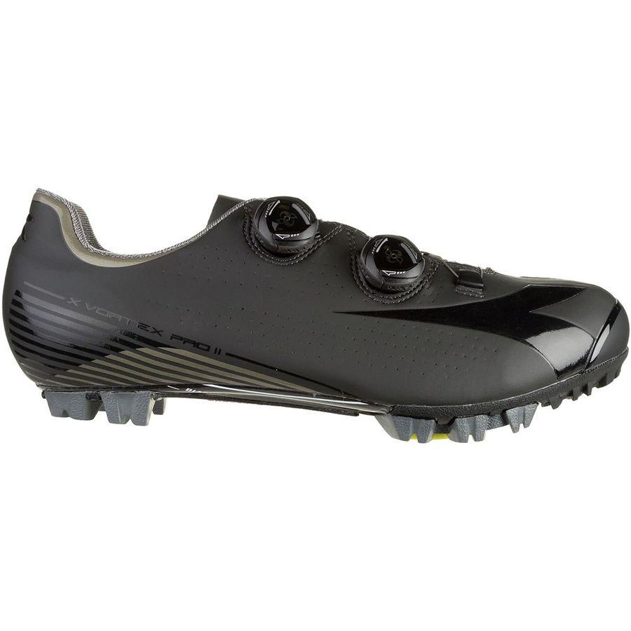 Diadora - X-Vortex Pro II Shoe - Men's - Black/Black