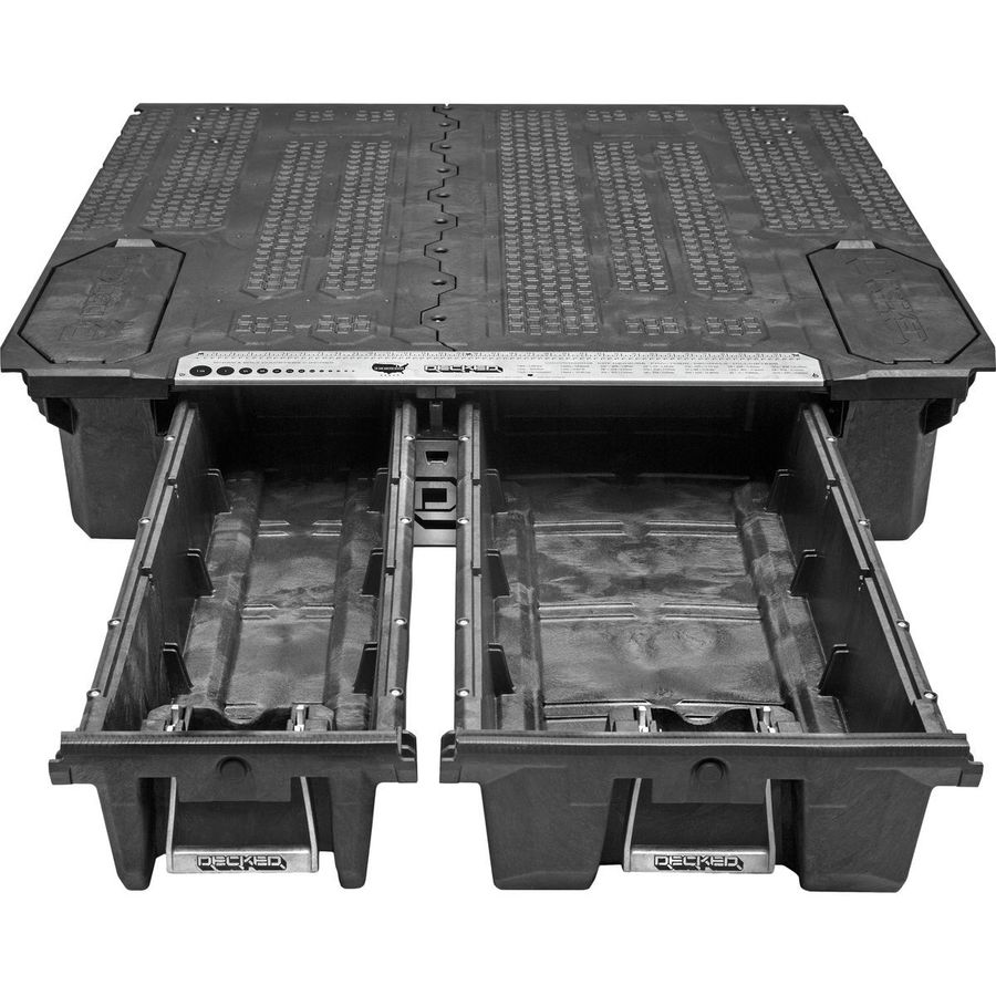 Decked Chevy Truck Bed System Backcountry Com