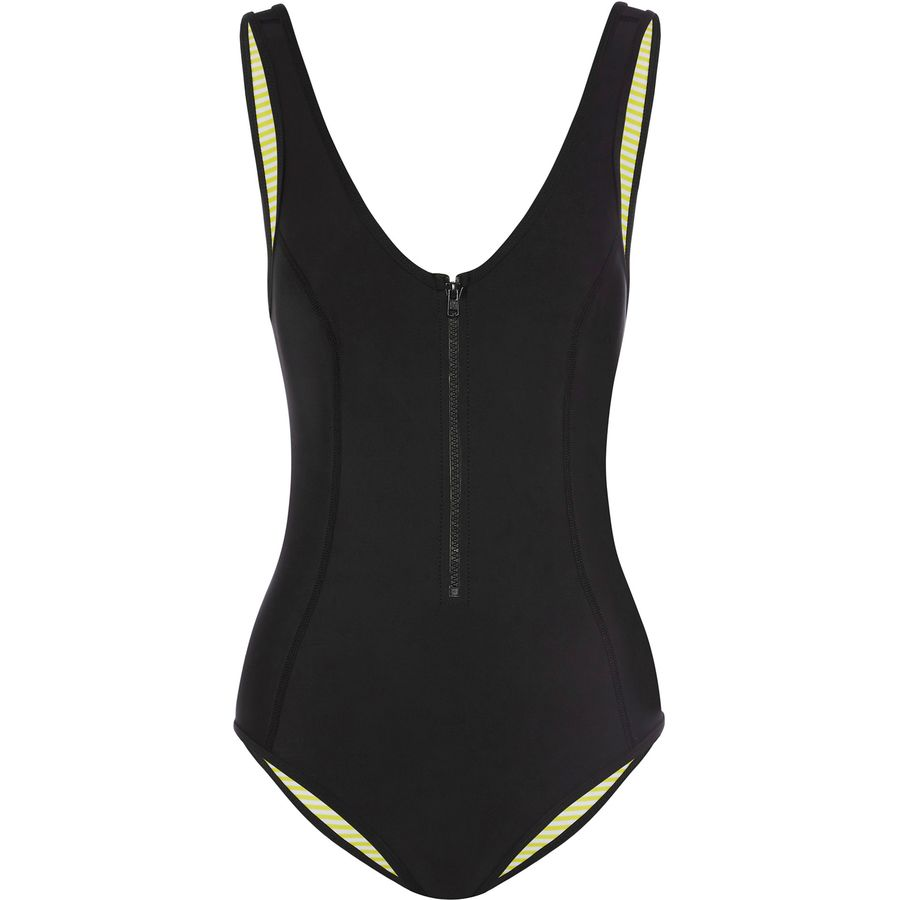 Duskii Coastal Scoop One-Piece Swimsuit - Womens