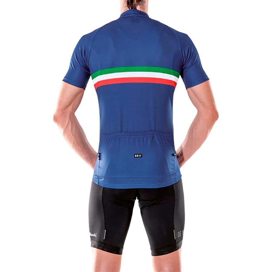 c03a9ac47 De Marchi PT Jersey - Short-Sleeve - Men s