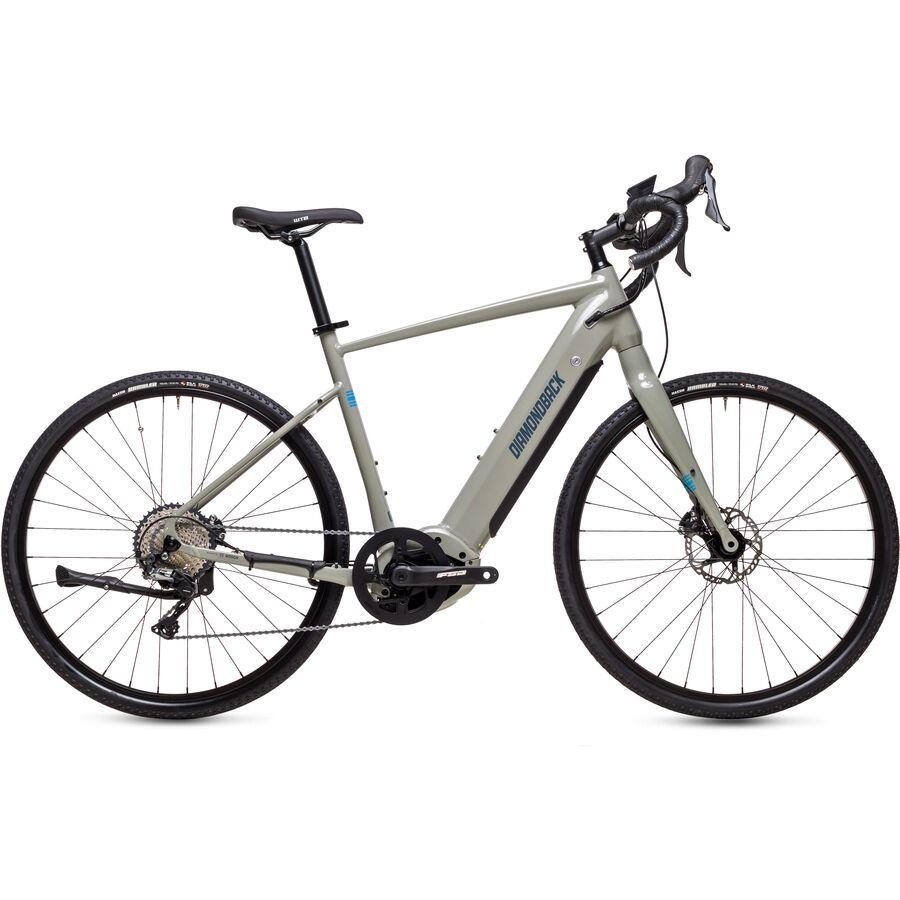 Diamondback current electric gravel bike