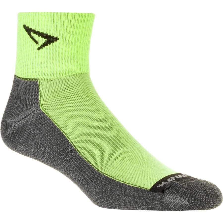Drymax Lite 1/4 Crew Turn Down Trail Running Sock - Womens