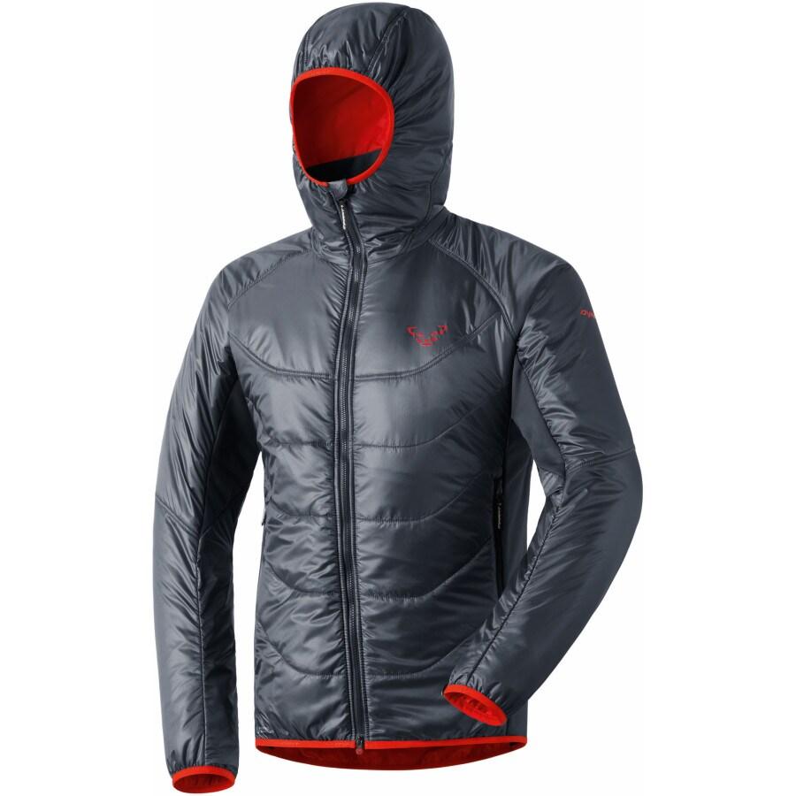 Mens jackets sale - Dynafit Radical Primaloft Hooded Jacket Men S Carbon
