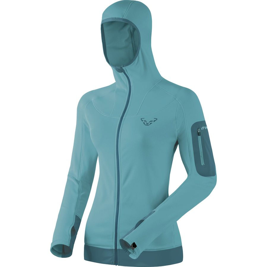 Dynafit Traverse Thermal Hooded Jacket - Womens