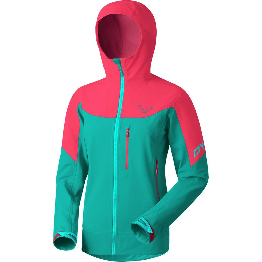 8e22aa7df06 Dynafit - Mercury DST Softshell Jacket - Women s - Hibiscus
