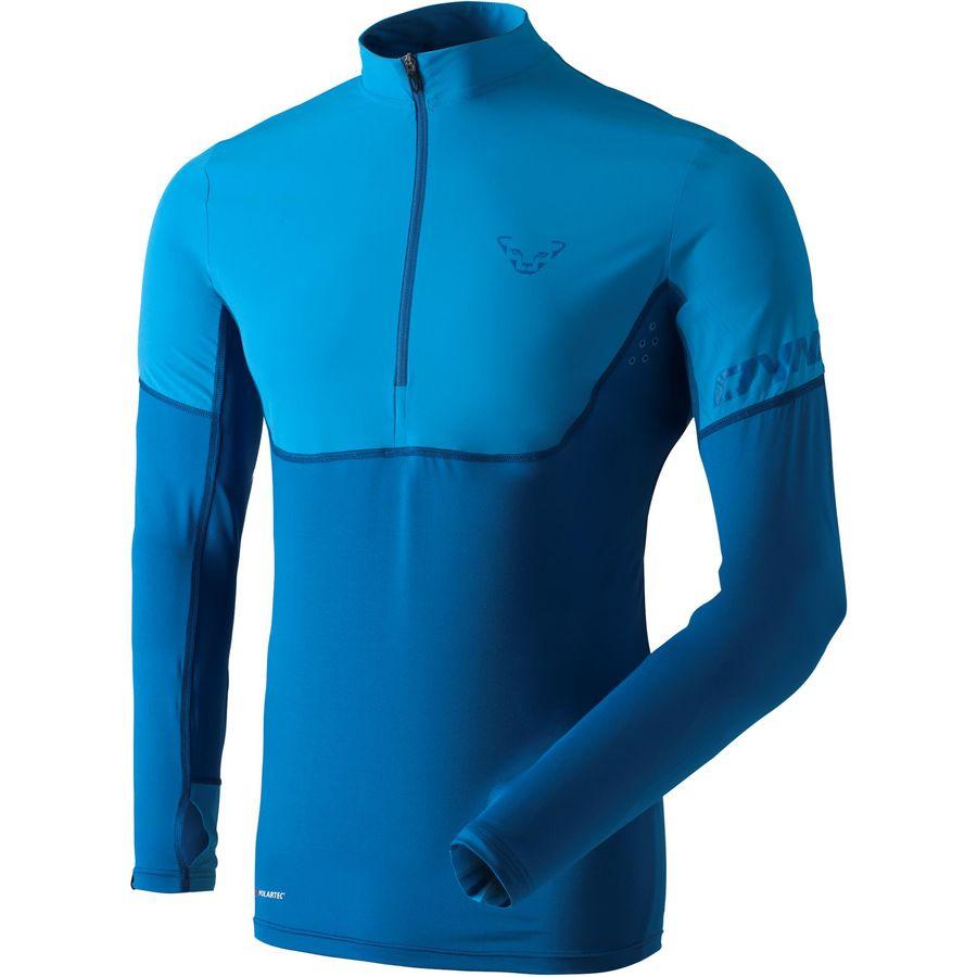 Dynafit Elevation Polartec 1/2-Zip Long-Sleeve Shirt - Mens