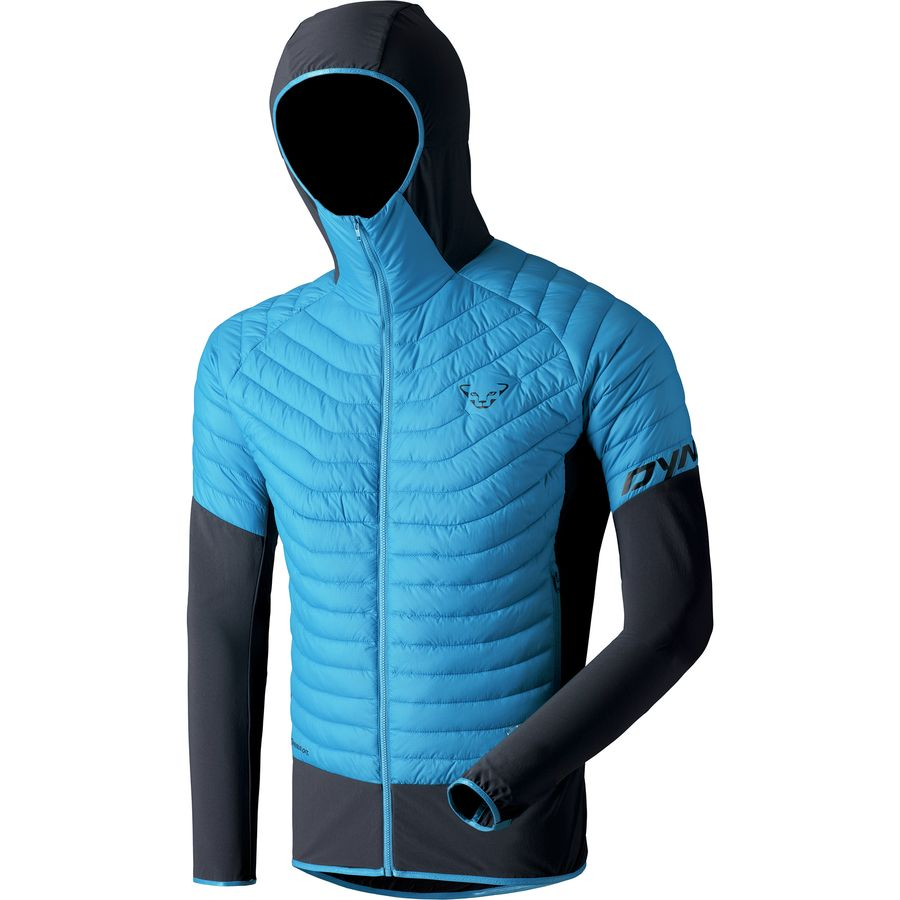 Dynafit TLT Hybrid Primaloft Hooded Jacket - Mens