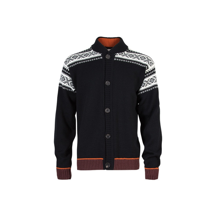 Dale of Norway Cortina Bomber Sweater - Mens