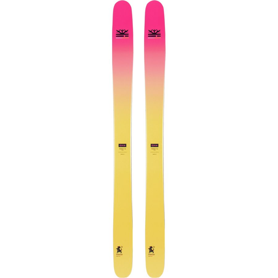 178 DPS Yvette F112 Women's Skis 2018 — NEW All Condition All Mountain Powder
