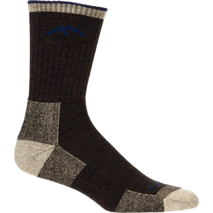 36c94deb9f0 Darn Tough - Hiker Micro Crew Cushion Sock - Chocolate
