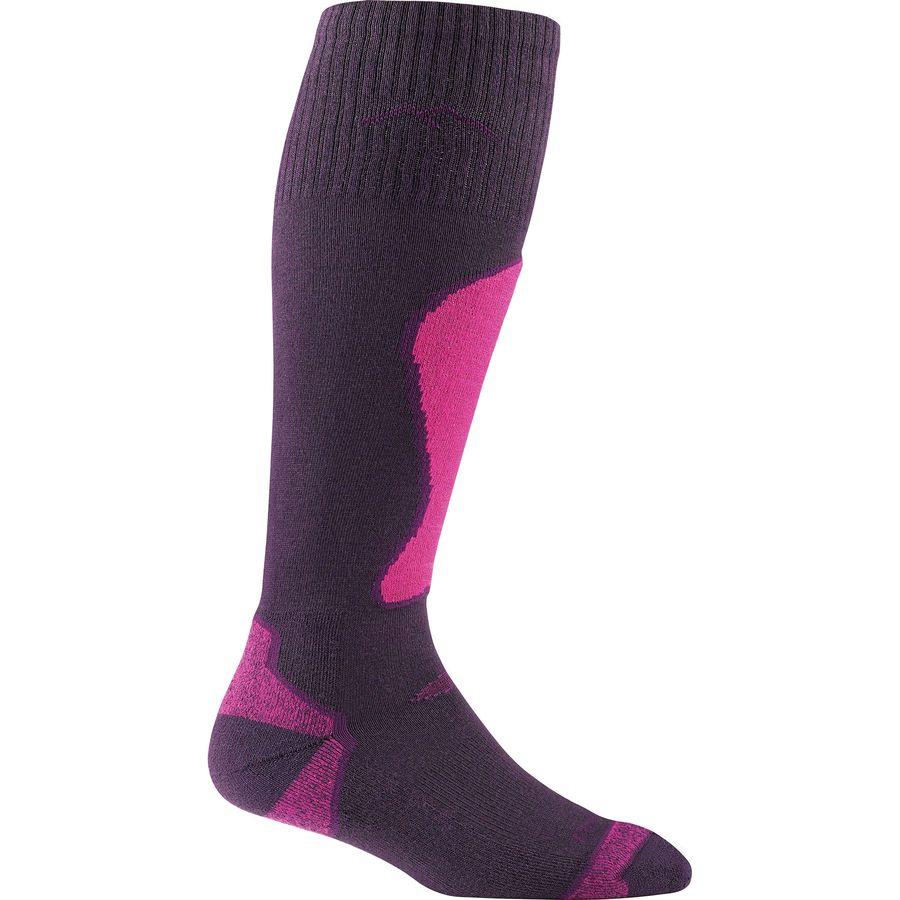 Darn Tough Thermolite Over-The-Calf Padded Cushion Ski Sock - Womens