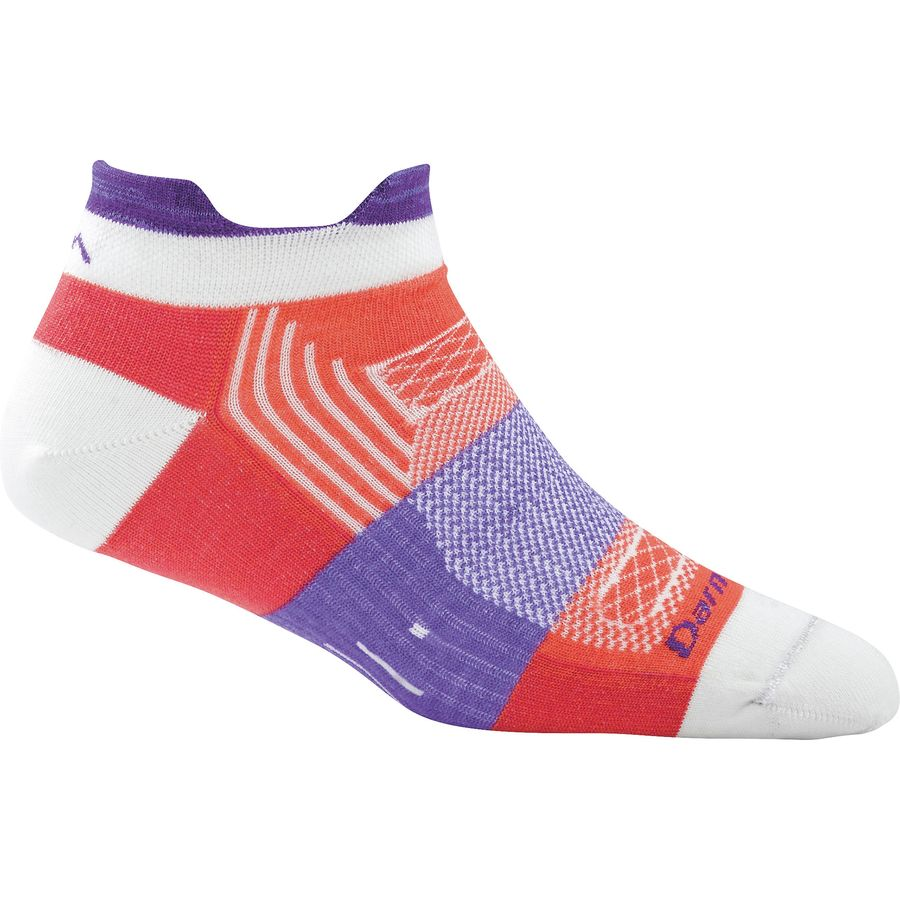Darn Tough Pulse No Show Tab Light Sock - Womens