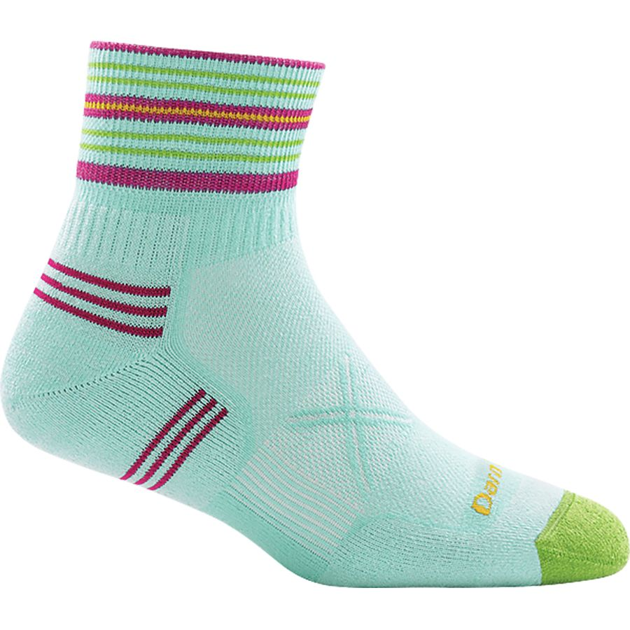 Darn Tough Vertex 1/4 UL Cool Max Running Sock - Womens