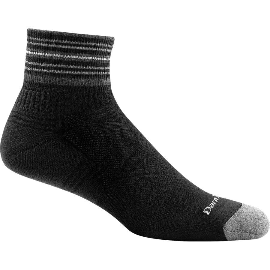 Darn Tough Vertex 1/4 UL Cool Max Running Sock - Mens