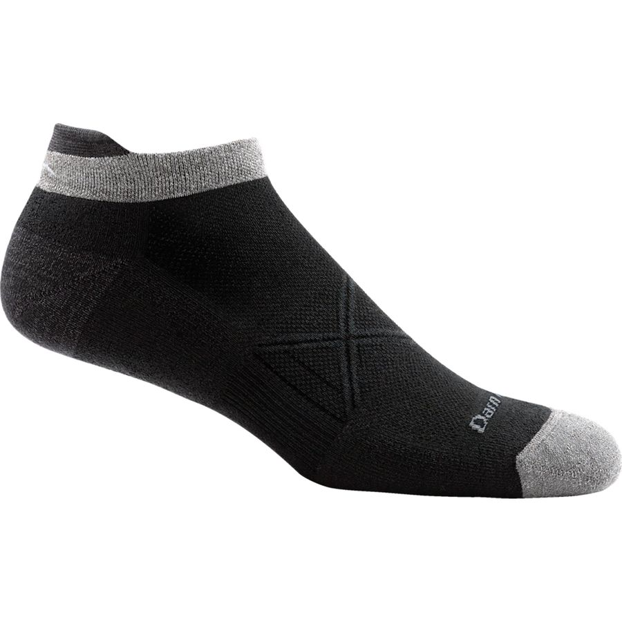Darn Tough Coolmax Vertex No Show Tab Ultra-Light Cushion Running Sock - Mens