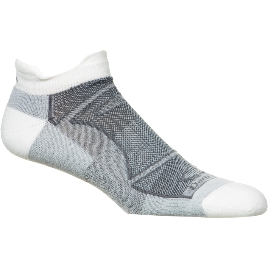 Darn Tough True Seamless No-Show Light Cushion Running Sock