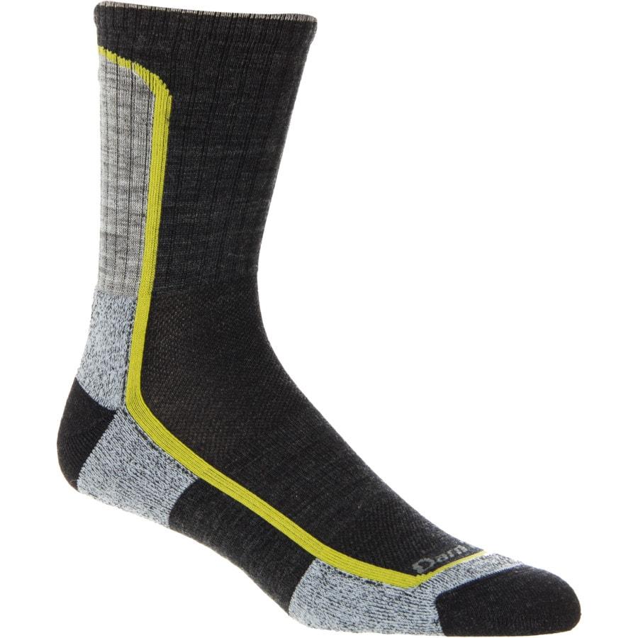 Darn Tough Merino Wool Micro Crew Light Hiker Sock Men S